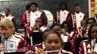"Band Room Exclusives: Alabama A&M University ""Lover"