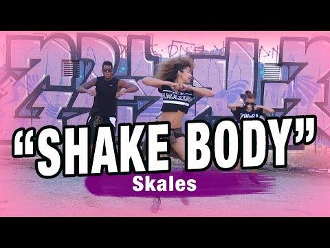 SHAKE  BODY by SKALES-Coreography by YSEL GONZALEZ