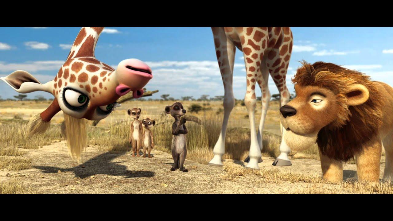 animals united trailer