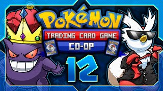 Pokemon Trading Card Game [GBC] Co-op Let's Play w/ ShadyPenguinn & TheKingNappy! - Ep 12