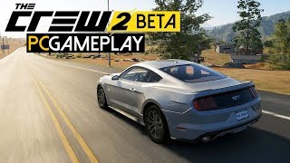 The Crew 2 Beta Gameplay (PC HD)