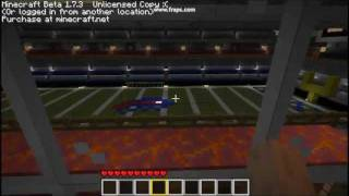 Ralph Wilson Stadium in Minecraft!!!