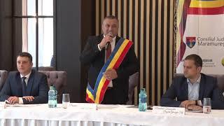 Sedinta ordinara a Consiliului Judetean Maramures din 25.07.2019