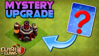 SECRET UPGRADE in Clash of Clans!?