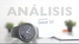 Análisis Samsung Gear S2, review en español: su smartwatch más redondo
