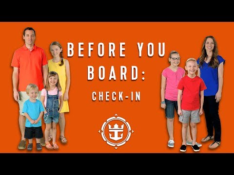 Royal Caribbean FAQ's: Things To Know | Cruise Check-In