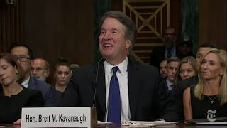 Caught in the Crossfire: Justice Kavanaugh Hearings and Distractions in the News