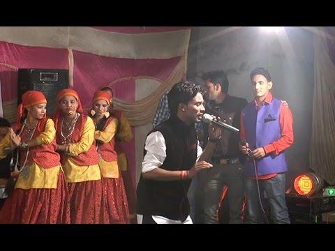 Jaunsari Singer Sunny Dayal's Live Show