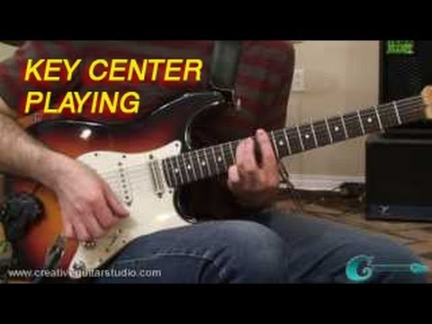 SONGWRITING: Key Center Playing