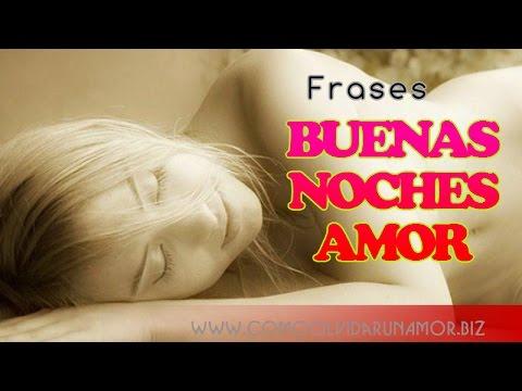 Buenas Noches Amor Frase Youtube