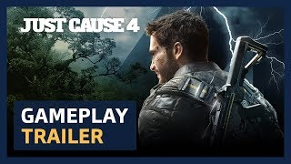 Just Cause 4: Announcement Gameplay Trailer [ESRB]