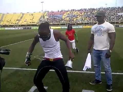 Terry G - Live Performance At Teslim Balogun Stadium