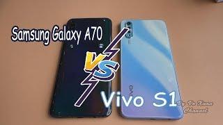 Samsung Galaxy A70 vs Vivo S1