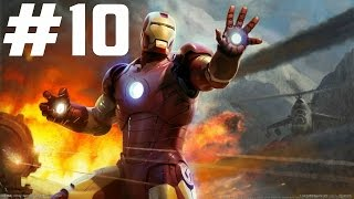 Iron Man - Mission 10 - Save Pepper [HD] (Xbox 360/PS3)