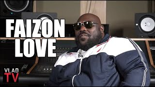 Faizon Love Does His Robin Harris Impression that Got Him 'Bebe's Kids' (Part 4)