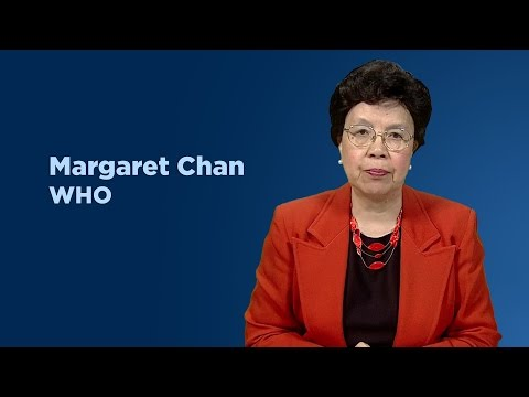 WTO TRIPS amendment: WHO's Margaret Chan