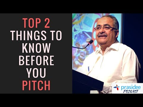 Venture Capital: Top 2 Things To Know Before Going For Startup Funding Pitch?