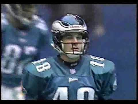 1998 Week 16 Eagles at Dallas