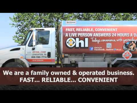 Heating Oil Nesquehoning PA (888) 980-7774