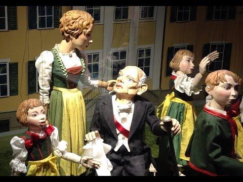 Marionette Museum in Salzburg Fortress / Austria / 2015