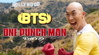 One Punch Man Live Action - BTS | RE:Anime