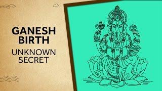 Ganesh Birth - Secret's you didn't knew   EPIFIED