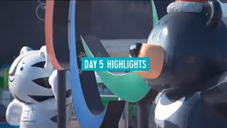 Day 5 Highlights | All the Action from the PyeongChang 2018 Paralympic Winter Games