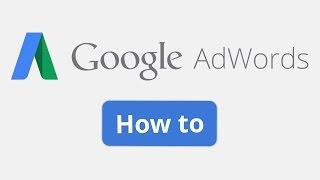 كيفية إنشاء حملة Adwords في تاميل التعليمي