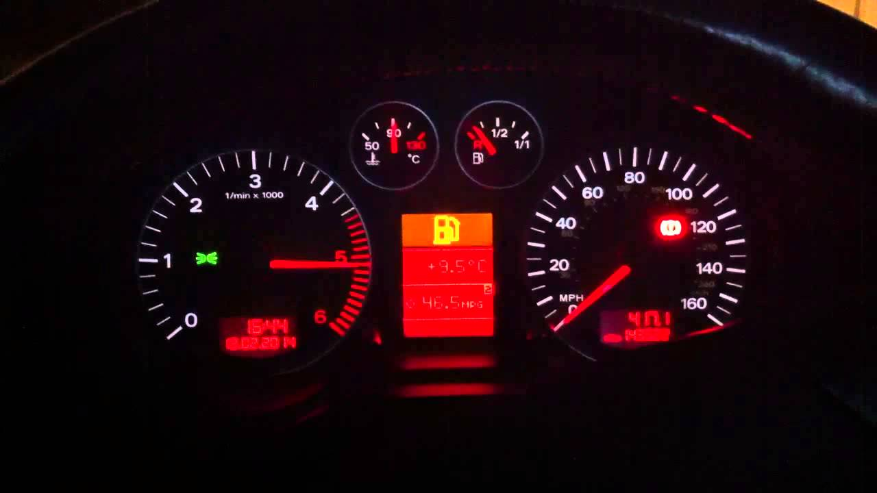 how to change a instrument cluster
