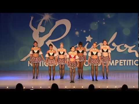 Dance competition celebrity - YouTube