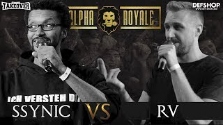 Alpha Royale x TopTier Takeover Battle #3 SSynic vs RV