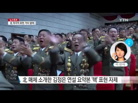 North Korea Kim Jong Un says he would make efforts for denuclearization