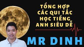 Ôn tập các qui tắc học Tiếng Anh của Mr Định (Latest collection)