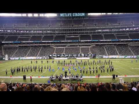 New Providence High School Marching Band Yamaha Cup 2017