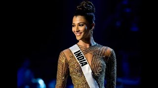 Miss India Universe 2018- Full Performance || Nehal Chudasama