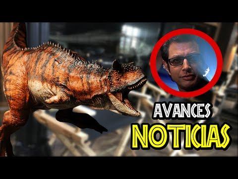 Jurassic World 2 - Avances y Noticias [Parte 1]