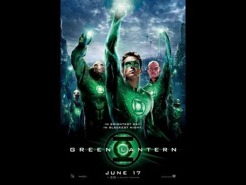 Green Lantern and Super 8 Movie Review