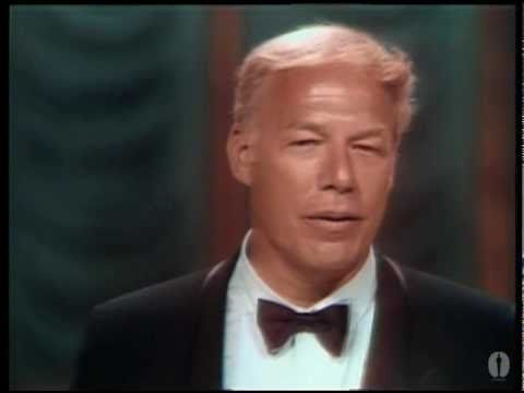 George Kennedy winning Best Supporting Actor