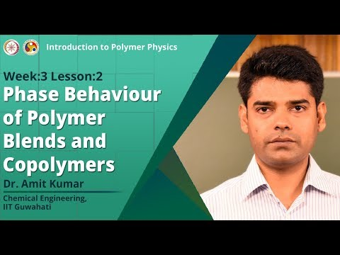 Phase Behaviour Of Polymer Blends And Copolymers