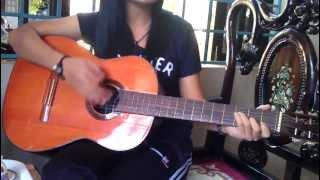 Xinh Tươi Việt Nam-( Guitar Cover)- Hanna [HD]