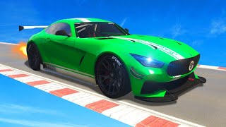 *NEW* $4,350,000 MERCEDES AMG GT SUPERCAR! (GTA 5 DLC)