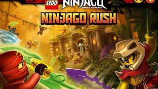 Ниндзяго Спасение - Лего Игра | Ninjago Salvation - Lego Game