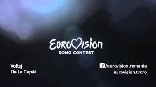 Voltaj - De la capat (Finala Eurovision Romania 2015)