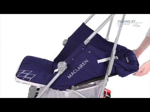 Maclaren Techno XT Stroller Demo
