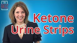 Ketone Urine Strips, Tests and Results | Dr. Boz