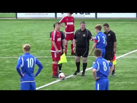Airbus UK Broughton vs Llandudno Town 10-09-2017