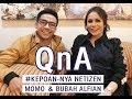 #QnA - Terbongkar ! Katanya Momo mau stay di luar negeri dulu...???