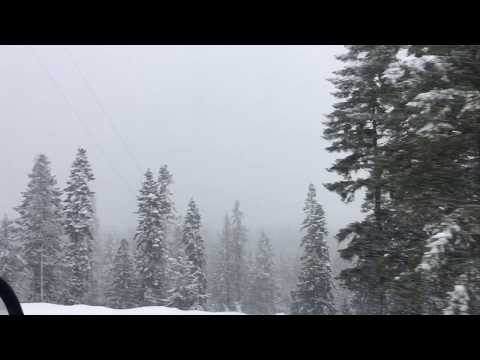 Living Off The Grid In A North Idaho Winter