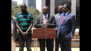 Maina Kamanda to lead Jubilee Party objectors to campaign for ODM's Imran Okoth