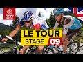 Tour de France 2019 Stage 9 Highlights: Saint-Étienne – Brioude   GCN Racing